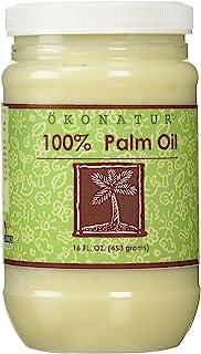 100% Palm Oil - 16 Fl Oz