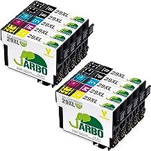 JARBO 29XL Compatible para Epson 29,10 Multipack Alta Capacidad Cartuchos de tinta con Epson Expression Home XP-235 XP-245 XP-247 XP-255 XP-345 XP-332 XP-342 XP-352 XP-432 XP-442 XP-445 XP-452