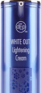 dEpPatch DARK SPOT Correcting Cream with ANTI AGING Peptides for Face | Lighten, Tighten, Maintain Even Radiant Skin Tone | All Natural Active Ingredients, Made in the USA (0.5 fl oz)