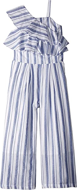 Jaxon Stripe Jumpsuit (Big Kids)