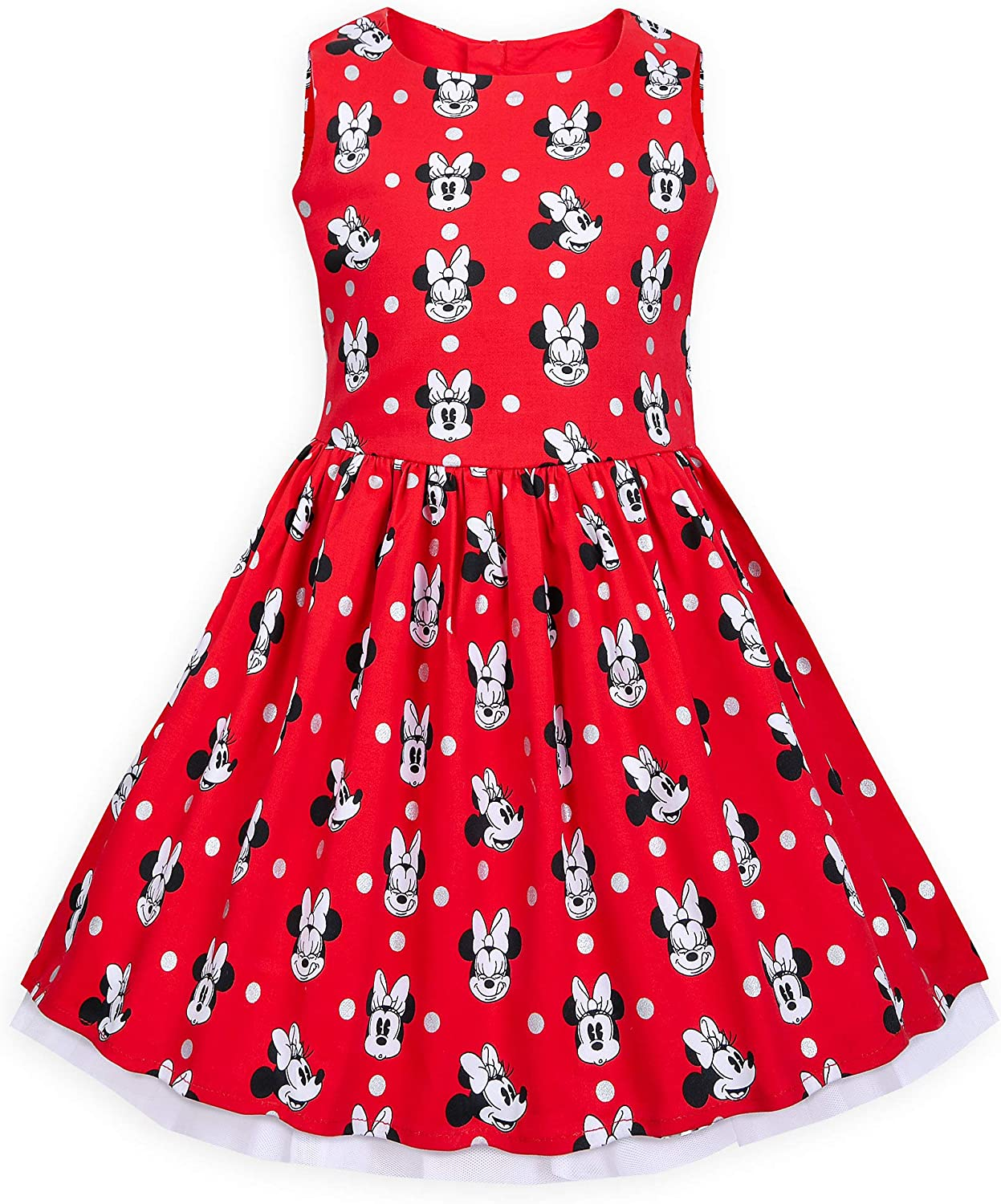 Disney Minnie Mouse Sleeveless Louisville-Jefferson County Mall for New arrival Dress Girls