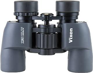 Vixen 双眼鏡 アトレックライトBR 6×30WP ポロプリズム式 6×30WP ハイアイポイント 防水 広角 ブラック 14701-4
