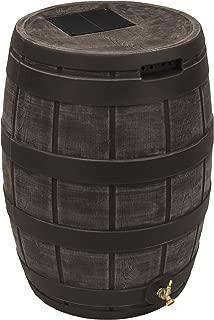 Good Ideas RVT-OAK 50-Gallon Rain Vault, Oak