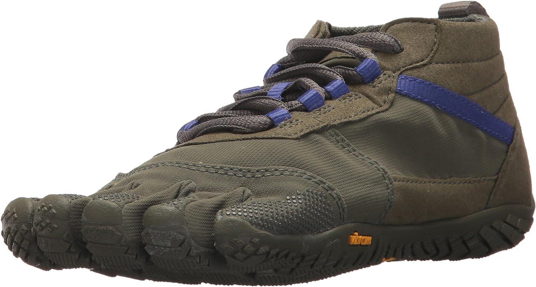Vibram Womens Women's V-Trek Military Purple Trail Running shoes