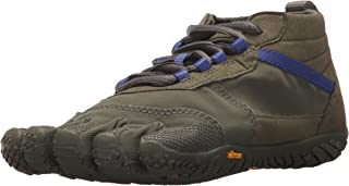 Vibram Women's V-Trek Military/Purple, Chaussures de Course Femme
