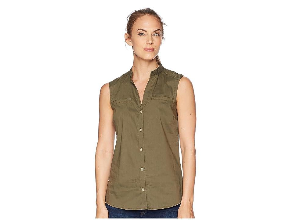 Outdoor Research Rumi Sleeveless Shirt (Fatigue) Women