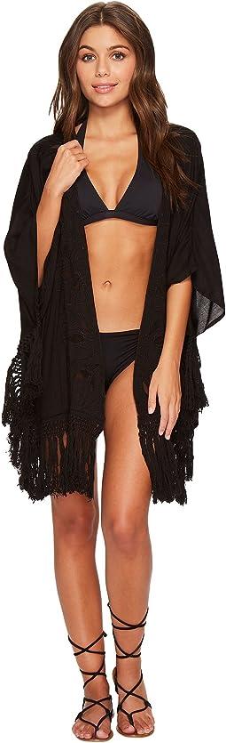 Roxy Desert Oasis Kimono Cover-Up