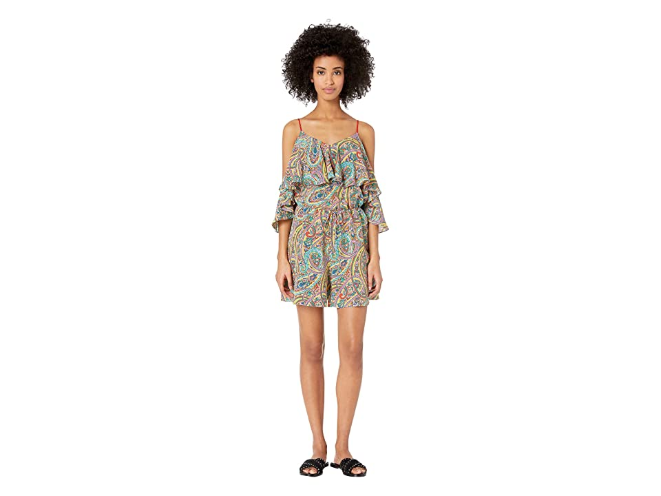 Etro - Etro Briza Jumpsuit Cover-Up