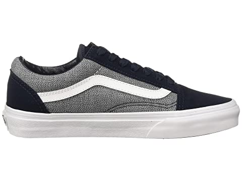Old Skool Blueberry True Adecuado Vans White BSnPdUqBwx