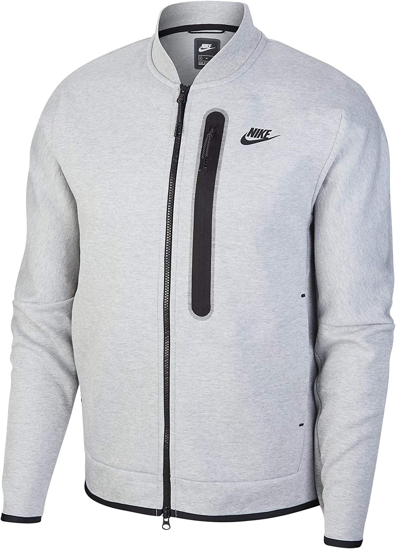 Nike Sale price Sportswear Tech Industry No. 1 Fleece Men's Bomber