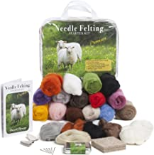 Best wool felting kits uk Reviews