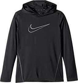 Nike Kids - Dry Hooded Training Top (Little Kids/Big Kids)