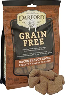 Darford Naturals Biscuit Grain-Free Bacon Recipe