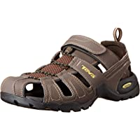Deals on Teva Mens Forebay Sandals