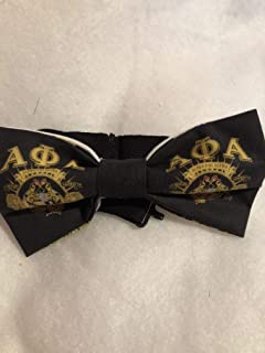 greek fraternity bow ties