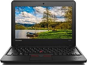 Lenovo ThinkPad X131e 11.6in Chromebook Intel Dual-Core 1.5GHz 4GB 16GB SSD (Renewed)