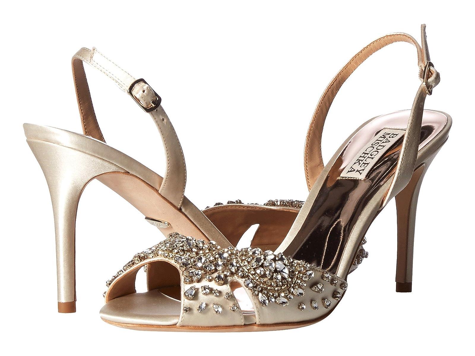 Badgley Mischka PaulaAtmospheric grades have affordable shoes
