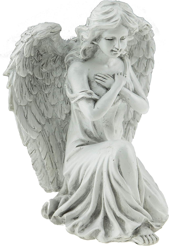 Angel Resin Gifts Garden Statue Outdoor Decorat Indoor Figurine Same day shipping Gift