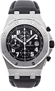 Audemars Piguet Royal Oak Offshore Mechanical (Automatic) Black Dial Mens Watch 26020STOOD001IN01A (Certified Pre-Owned)