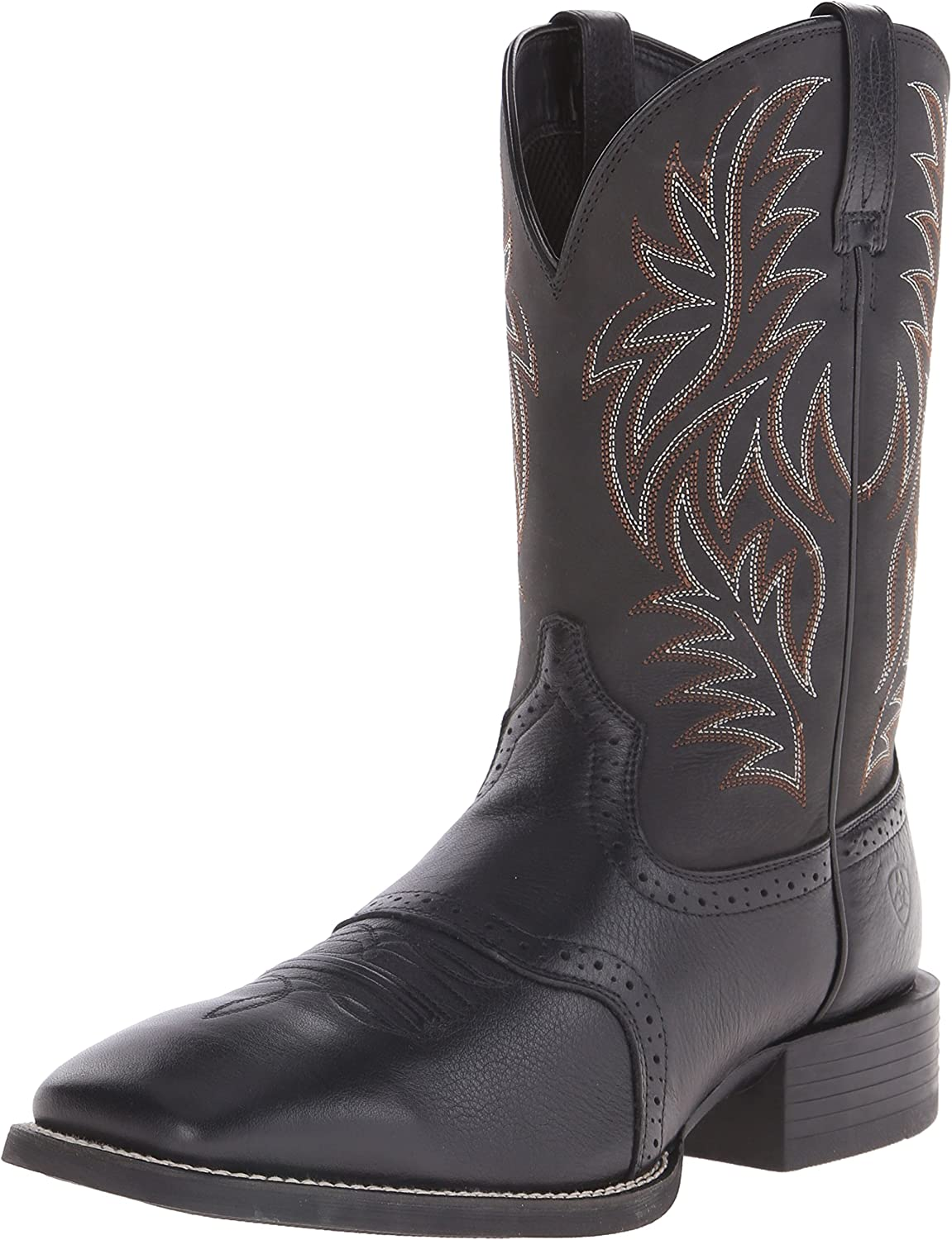 Ariat free shipping Sport Wide Square Toe Men's Ranking TOP16 Coun Boots Western –