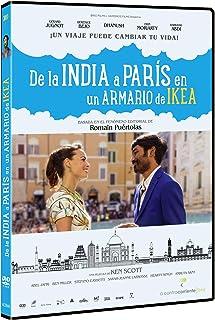 De La India A París En Un Armario De Ikea [DVD]
