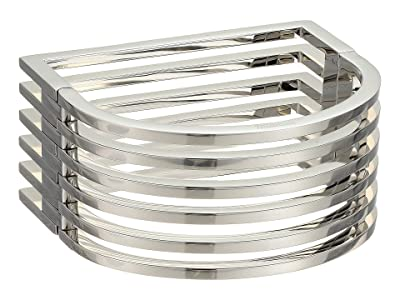 Miansai Triad Cuff (Polished Silver) Bracelet