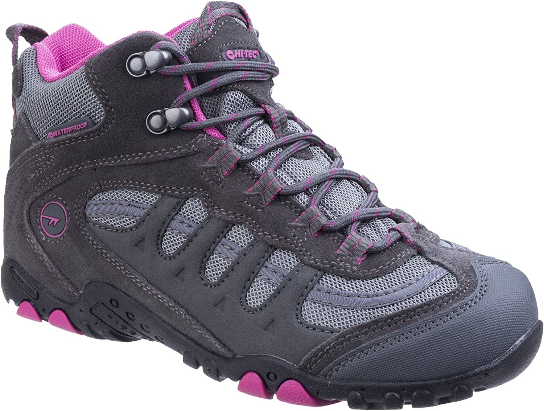 Hi-Tec Womens Ladies Penrith Mid Waterproof Walking Boots