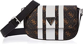 Guess Ambrose Mini Crossbody Flap Bag For Women