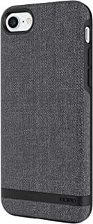 Incipio Carnaby iPhone 8 & iPhone 7 Case [Esquire Series] with Co-Molded Design and Ultra-Soft Cotton Finish for iPhone 8 ...