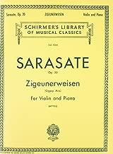 Best zigeunerweisen violin sheet music Reviews