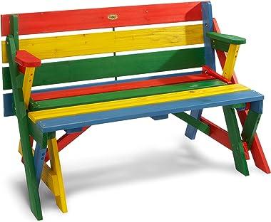 HABAU 687 - Banco de Exterior, Color Multicolor