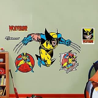 FATHEAD Classic Wolverine Graphic Wall Décor