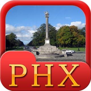 Phoenix Offline Map Travel Guide (Kindle Tablet Edition)