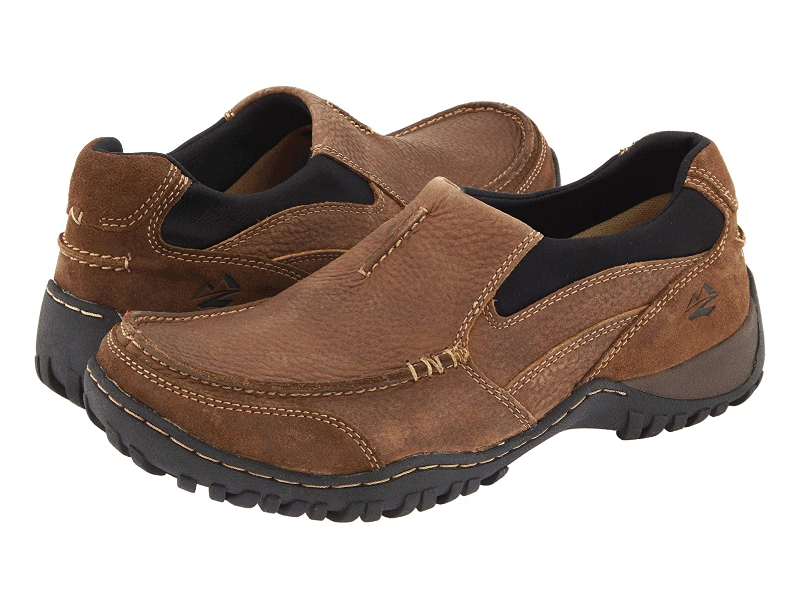 Nunn Bush Portage Slip-On Casual All Terrain ComfortAtmospheric grades have affordable shoes