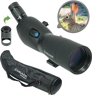 Meade Instruments 126000 Wilderness 15-45 x 65 mm Spotting Scope - Black