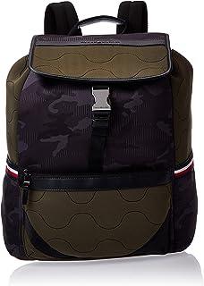 Tommy Hilfiger Backpack for Men-Grape Leaf