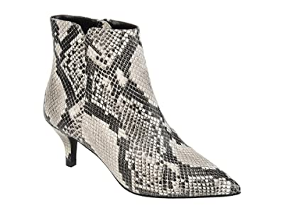 Journee Collection Comfort Foam Isobel Bootie (Snake) Women