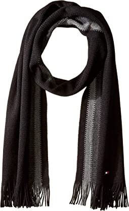 Global Border Stripe Scarf