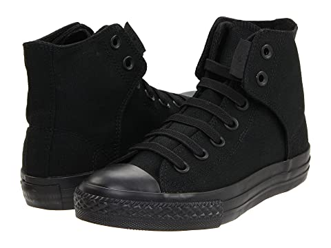 black converse kids