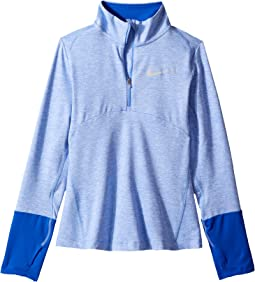 Dry Element 1/2 Zip Running Top (Little Kids/Big Kids)