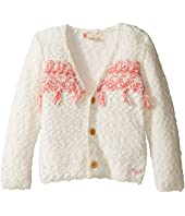 Roxy Kids - Jesper Out Cardigan (Toddler/Little Kids/Big Kids)