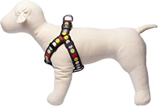 Paw Paws USA Stoplight Dog Harness, X-Small, Multicolored