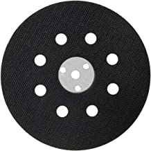 5-Inch Hook and Loop Replacement Backing Pad for Bosch RS032 & RS031 - Work with Bosch Sander Models 1295DP, 1295D, 1295DH, 1295DVS, 3107DVS, 3725DVS and 3725DEVS