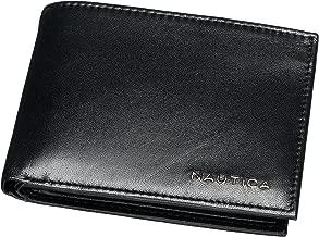 Nautica Men's Passcase Wallet