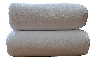 Hotel Spa Zero Twist da 600 a 850 g//m2 ORPHEEBS 40 x 70 cm 10 Asciugamani da Bagno di Lusso 100/% Cotone Egiziano