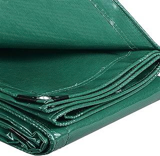 Laneetal Lona Funda Protectora Resistente al Agua y Anti-UV Cubierta de Madera Verde 500g/m² 2x3m 0930103