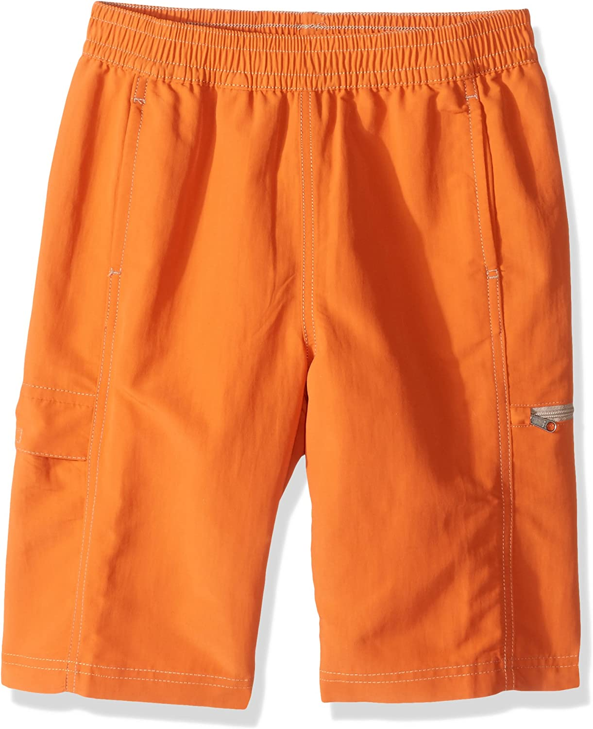 White Sierra Boys Sierra Trail Short