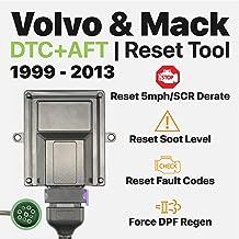 OTR Performance Volvo Mack 1999-2013 | Heavy Duty Diagnostic Tool | Forced DPF Regen | Reset Soot Level | Reset SCR Derate | Volvo D11 D13, Mack MP7, MP8 | 9-Pin