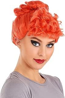 Fun Costumes Women's Deluxe Wilma Flintstone Wig