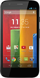 Motorola Moto G (1st Generation) - Black - 16 GB - US GSM  Unlocked Phone
